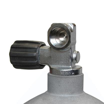 Cylinder valve M25 mono