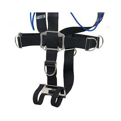 Sidemount battery bracket